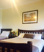 saty in comfort at tamborine accommodation